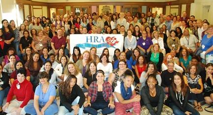 HRA Group Photo