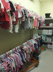 The Caring Closet at the Parent & Child Center