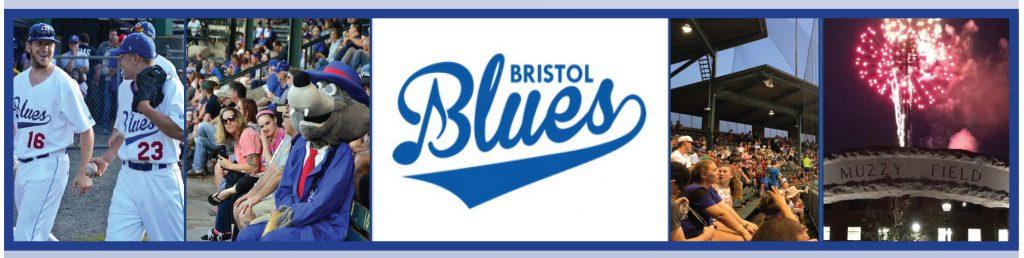 The Bristol Blues Baseball Team