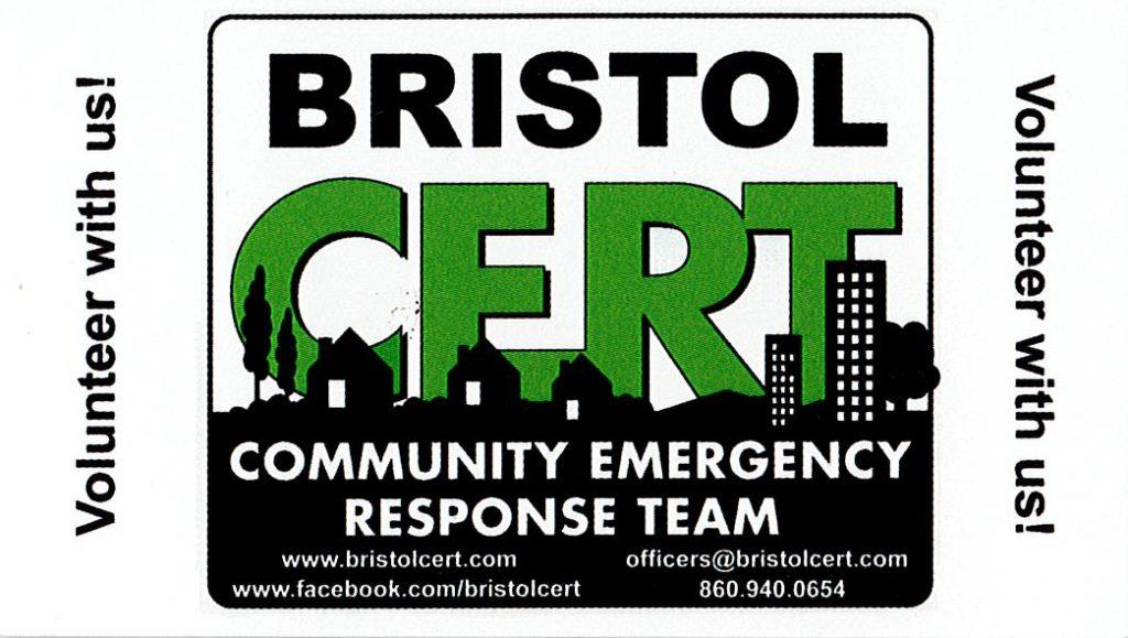 Bristol CERT - Community Emergency Response Team