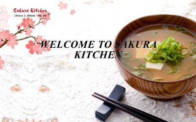 Sakura Kitchen: Chinese and Hibachi Cuisine