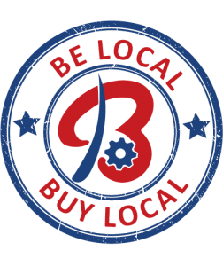 Be Local Buy Local Logo