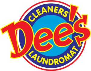 Dee's Cleaners-Laundromat Logo
