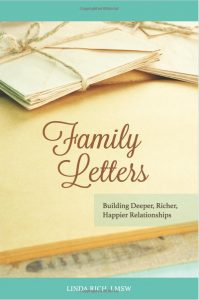 Book Cover: Family Letters by Linda Rich