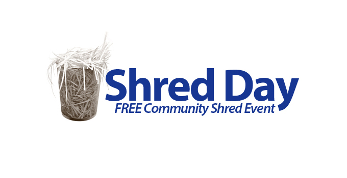Shred Day Graphic