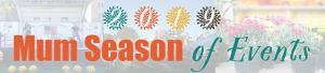 2019 Mum Season of Events Logo