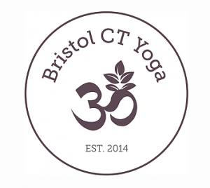 Bristol CT Yoga Logo