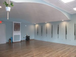 Bristol CT Yoga Studio Interior Photo #1
