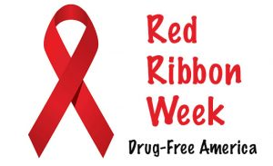 Red Ribbon Week: October 23-31, 2019