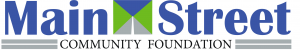 Main Street Community Foundation logo