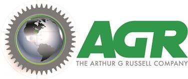 The Arthur G Russell Company logo