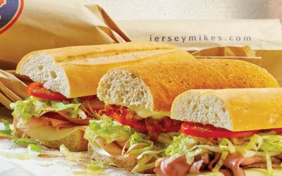 Photo of sub sandwiches