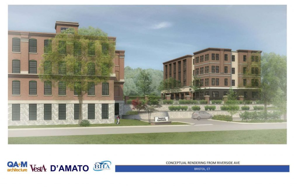 Sessions building redevelopment building rendering