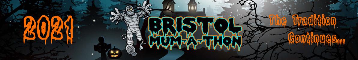 Bristol Mum-A-Thon 2021 Banner Graphic